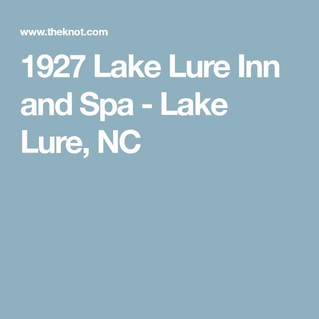 1927 Lake Lure Inn and Spa - Lake Lure, NC