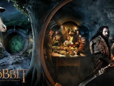 The HobbitUnexpected Journey, The Hobbit, Wallpapers, Rings, Hobbit Posters, Lord, El Hobbit, Banners, Thehobbit
