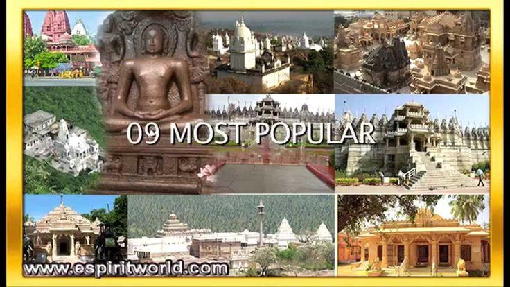 9 MOST POPULAR JAIN TEMPLES IN INDIA