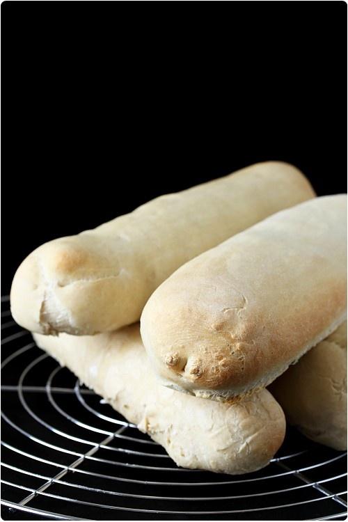 recette pains panini