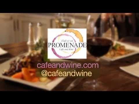 Winnipeg Restaurant-Promenade Cafe and Wine in Winnipeg