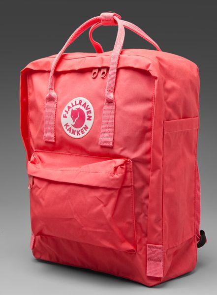 Fjällräven (zorro de montaña) es una conocida marca sueca de mochilas, ropa y accesorios de montaña.