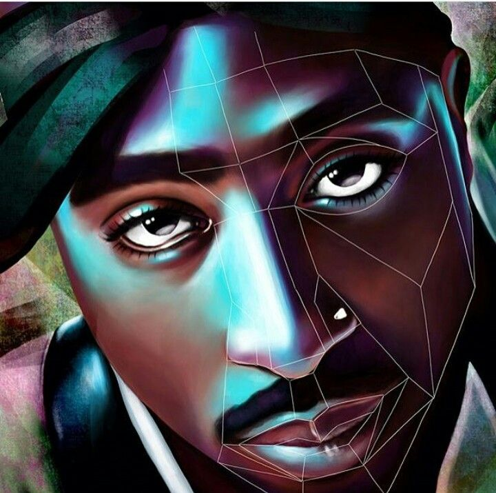 Art Tupac Shakur