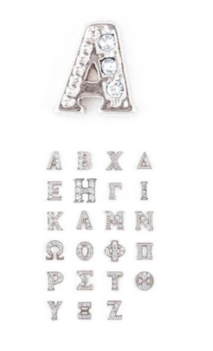 25 best greek letterssorieties origami owl images on pinterest origami owl is a leading custom jewelry company known for telling stories through our signature living lockets personalized charms and other products jeuxipadfo Images