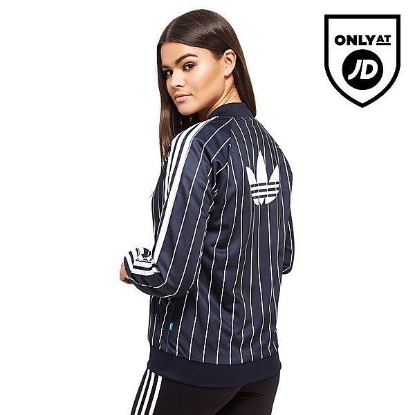 Adidas Originals Chaqueta De Chándal Tennis Superstar Chaqueta Adidas Mujer Adidas Mujer Adidas