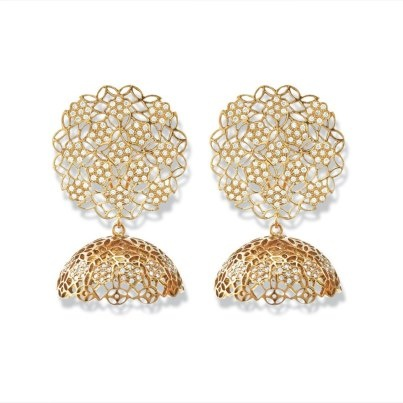 Jhumkas add a special touch of beauty and elegance to the wearer.  Read our special blog on this irresistible piece of jewelry.