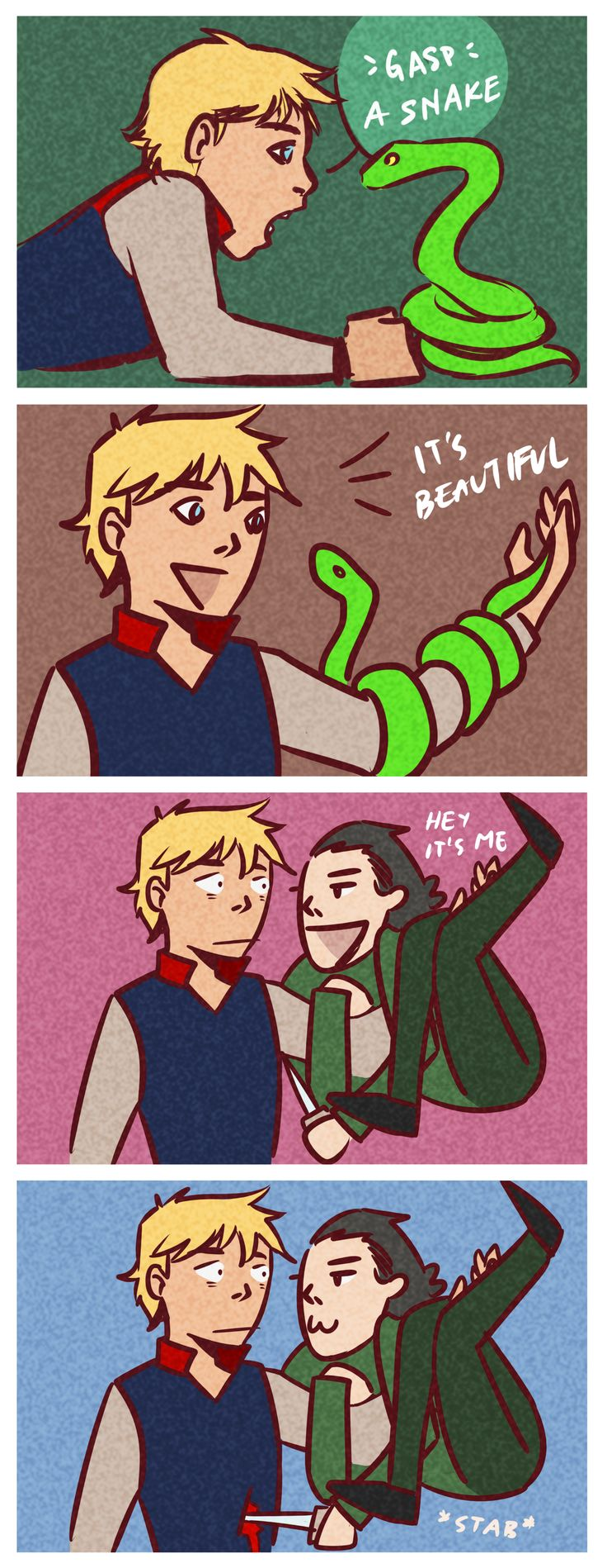 These fanarts are getting better xD