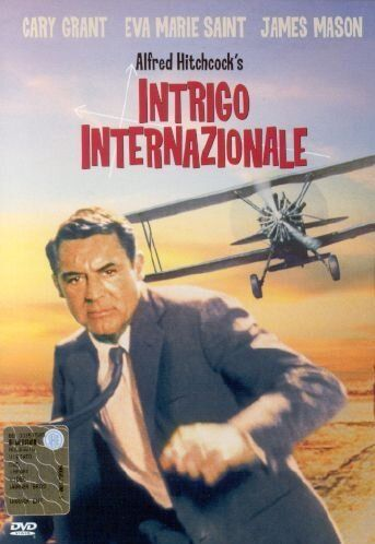 """Intrigo Internazionale"" DVD"