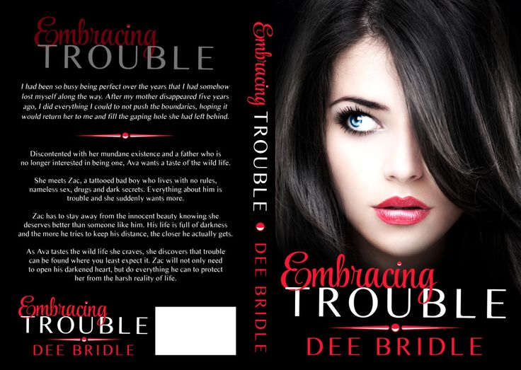 Embracing Trouble Cover Reveal