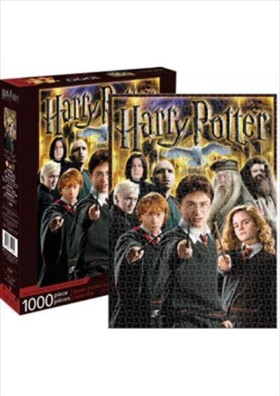 Harry Potter Collage Puzzle 1000 pieces