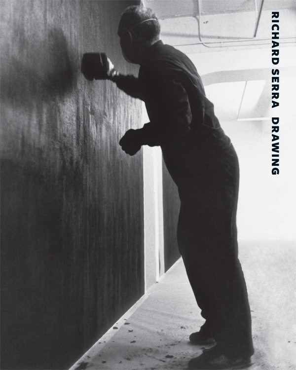 Richard Serra Drawing: A Retrospective edited by Gary Garrels, Bernice Rose, and Michelle White. With contributions by Lizzie Borden, Magdalena Dabrowski, Gary Garrels, Bernice Rose, Richard Serra, Richard Shiff, and Michelle White