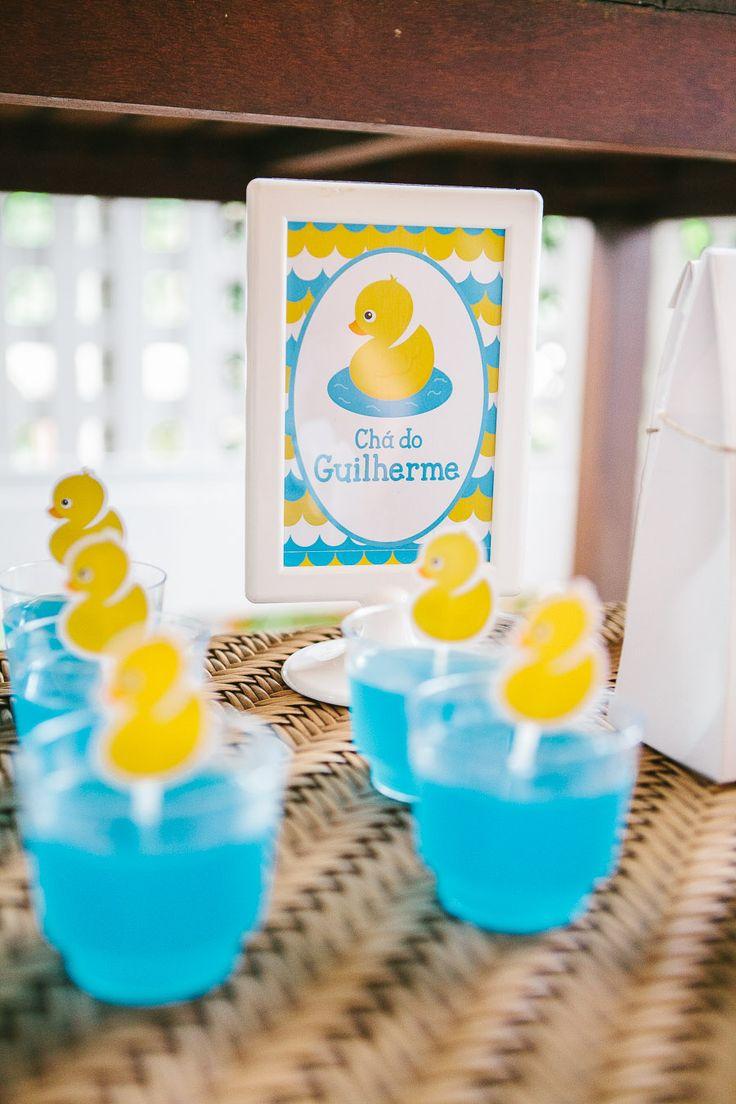 Chá de Bebê do Guilherme | Patinhos