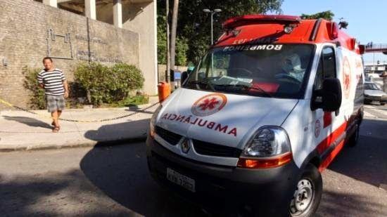 Folha Política: Paciente com suspeita de Ebola é levado ao Rio de Janeiro