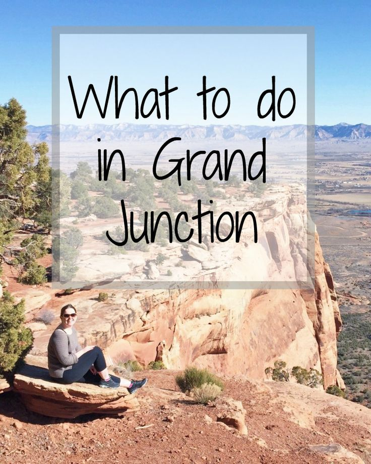 What to do in Grand Junction - Her Heartland Soul
