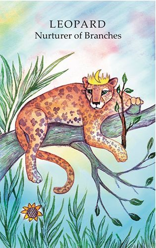Animal Tarot Cards: 17 Best Images About Leopard On Pinterest