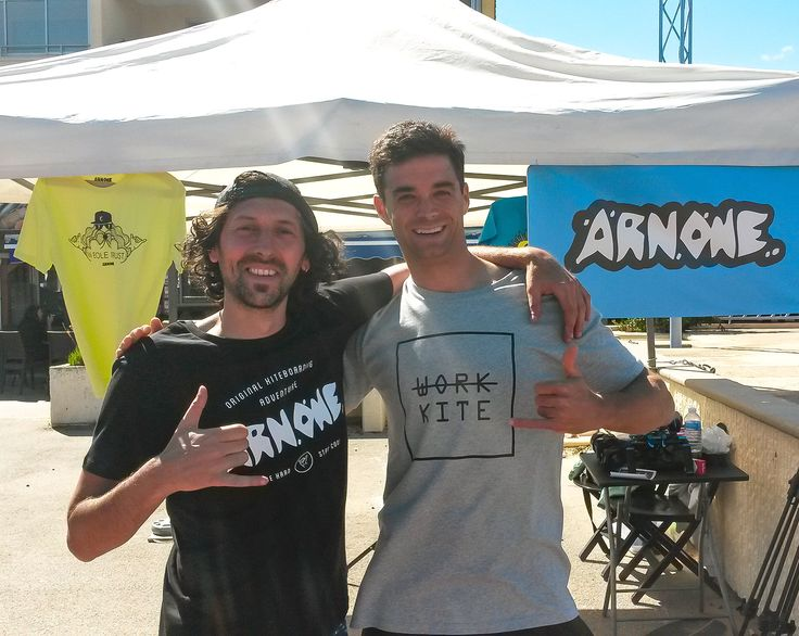Kiteboarders are an awesome tribe! Thanx for your support! - http://arnone-project.com
