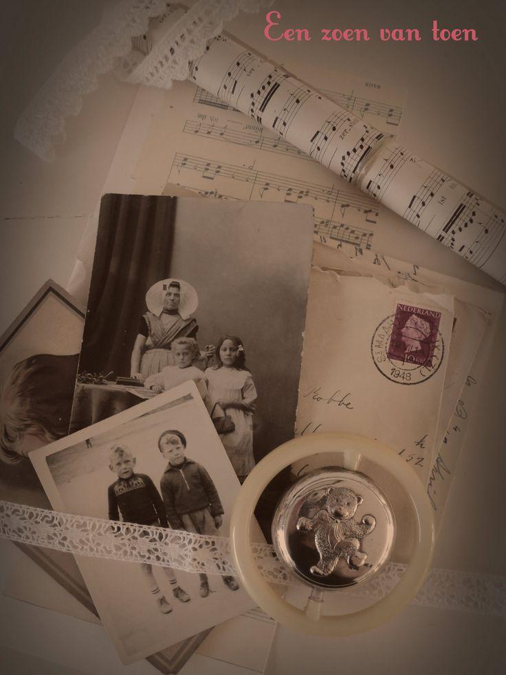Oude brieven en meer....