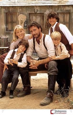lee horsley family
