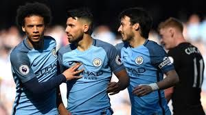 Manchester City 3 - 1 Hull CityCompetition: Premier LeagueDate: 8 April 2017Stadium: Etihad Stadium (Manchester)Goals: Manchester City [Ahmed El Mohamady OG, Aguero, Delph] Hull City [Andrea Ranocchia]