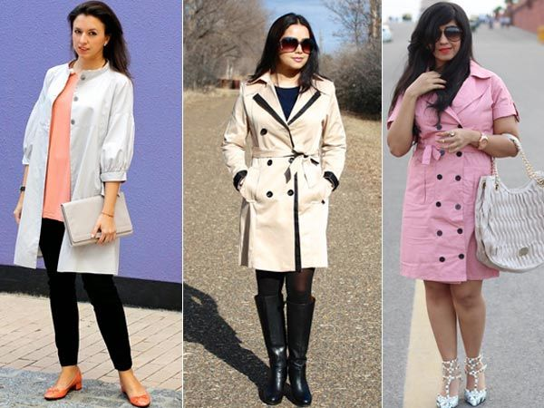 The winter chill is almost setting in and layering is soon going to make a comeback. Trench coats are the perfect accessory, as apart from providing you the warm comfort, they are completely stylish and awesome. Here's how you can carry off the trench trend with panache.Don't Miss! Trendy Tights to Funk Up Your Look