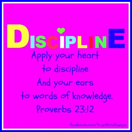 """Discipline  --- """" Commit yourself to instruction; attune your ears to hear words of knowledge. """" ~ """"Listen to instruction  and do your best to learn."""": Discipline Ver, Proverbs 23 12, Proverbs Guard, Teaching Proverbs, Bible Scriptures, Discipline Good Verses, Bible Verses, Prai God, New Schools Years"""
