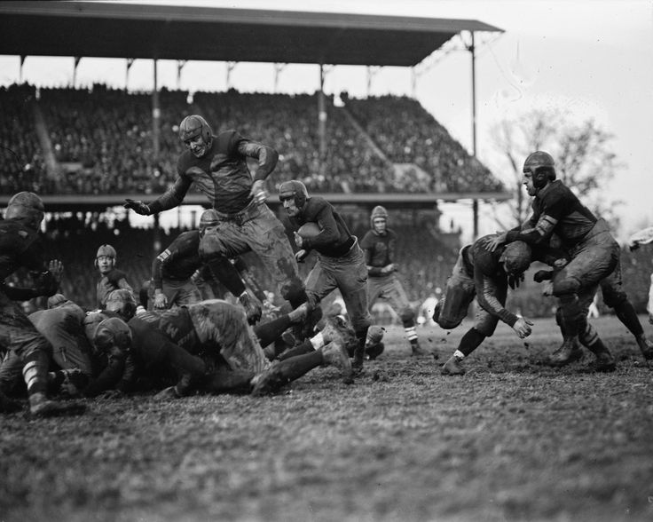 Army vs Navy at the Polo Grounds NYC. November 24 1923. Score: 0-0 http://ift.tt/2wj315R