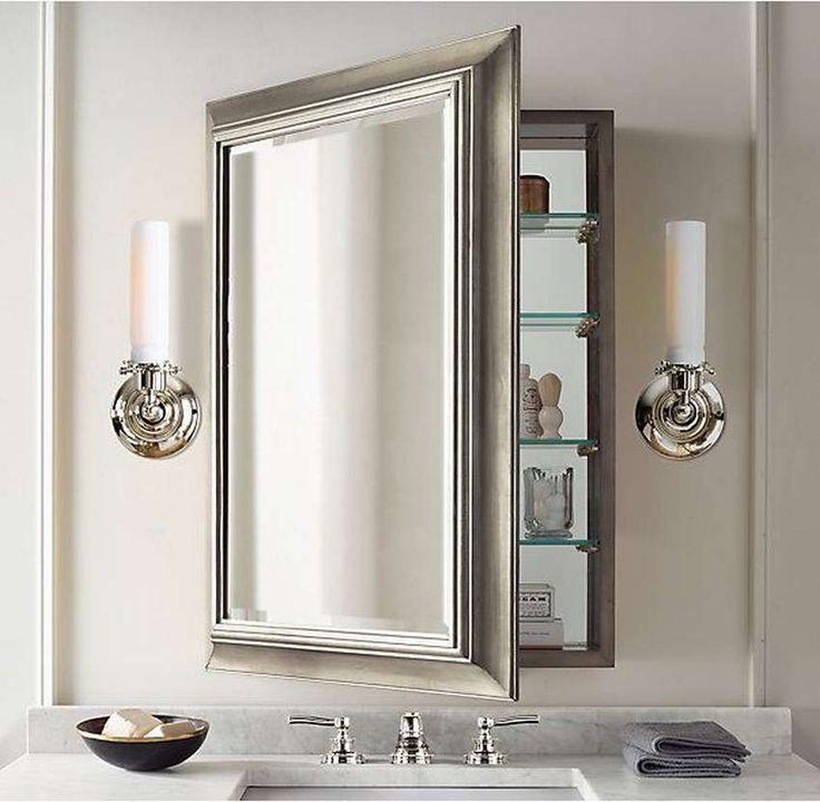 Bathroom Mirror Design, Elegant Bathroom Medicine Cabinets