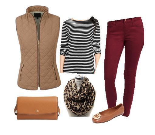 Leopard and Tory Burch