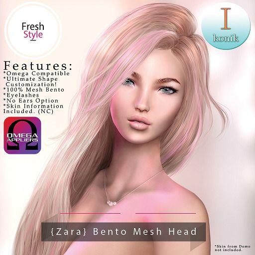 -Ikonik- Zara Bento Head 2.0