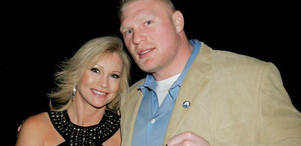 "Brock Lesnar's wife Rena ""Sable"" Lesnar"