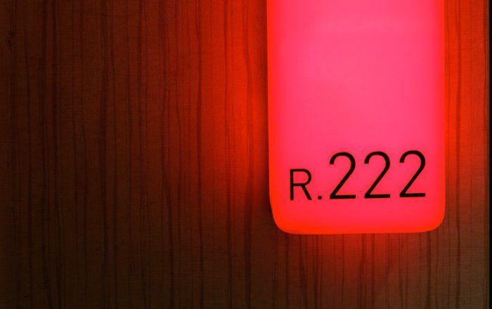 Room 222 @ The Drake Hotel