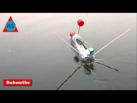 ✓Amazing Science Toy Boat | Motor Boat and Science Experiments For Kids