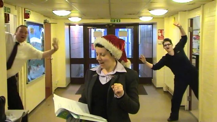 Don Valley Academy does Proper Crimbo (Bo Selecta)