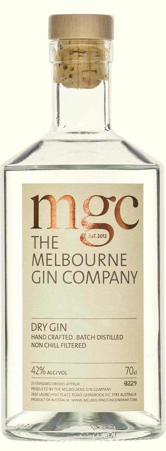 THE MELBOURNE GIN COMPANY