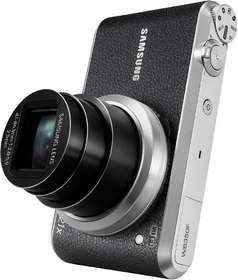 Samsung WB350F Ultra Zoom Digital Camera Black