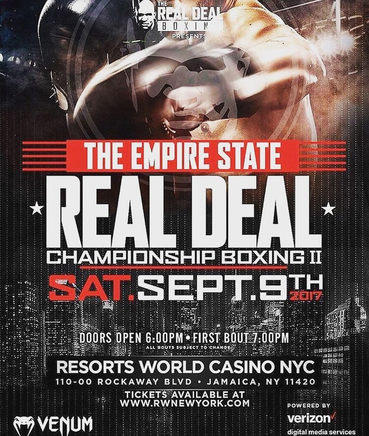 REAL DEAL THIS SATURDAY NIGHT GET YOUR TICKETS,IF YOU CANT MAKE IT TO THE FIGHTS ORDER THE FIGHT ON THERE SITE PROCEED WILL GO TO #hurricane #harvey @therealdealboxing @sunsetsown #SCFL #REALDEAL #SKILLS #WAR  #boxing #boks  #mexico #GGG #岩石 #전쟁 #ボクシング #元の  #кайрат  #dontplayboxing #семья  #Мирбокса #Москва #SPORTS #кровавыйспорт #作業 #чемпион @evander_holyfield @resortsworldnyc