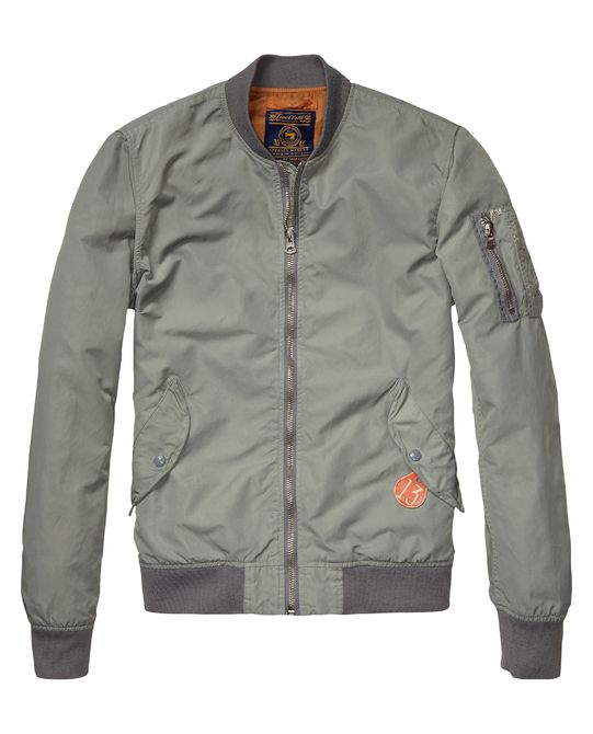 Bomber jacket - Scotch and Soda