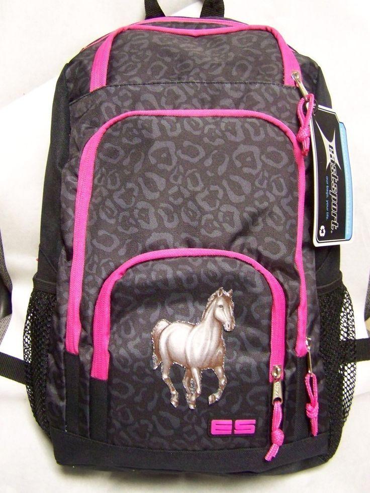 Girls Horse Backpacks Click Backpacks