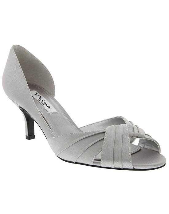 Nina Bridal CULVER_ROYAL SILVER Wedding Shoes photo