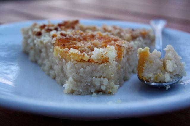 Torta di cous cous – Vegan blog – Ricette Vegan – Vegane – Cruelty Free