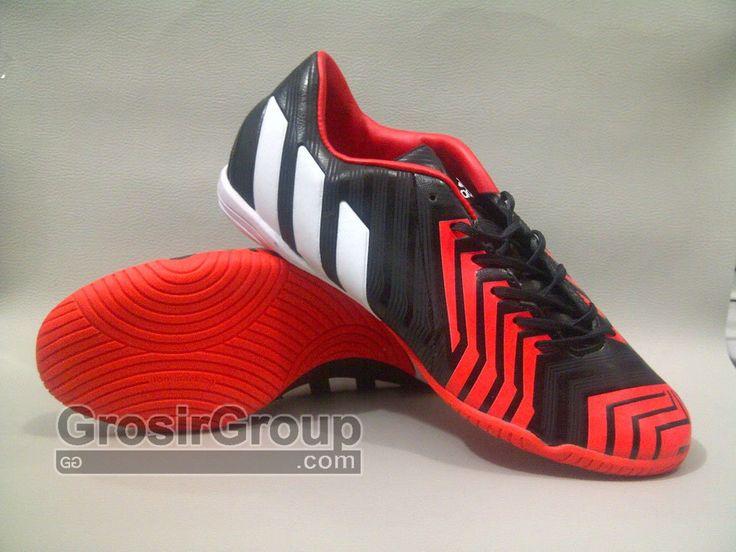 Futsal Adidas Predator Absolado Instict Black red [replika import]