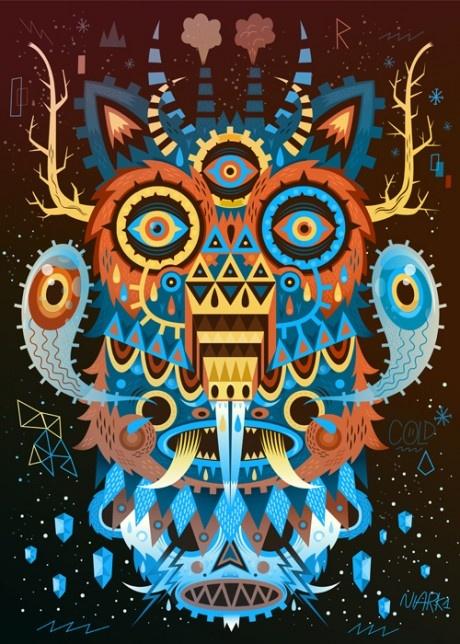 Monster by Niark
