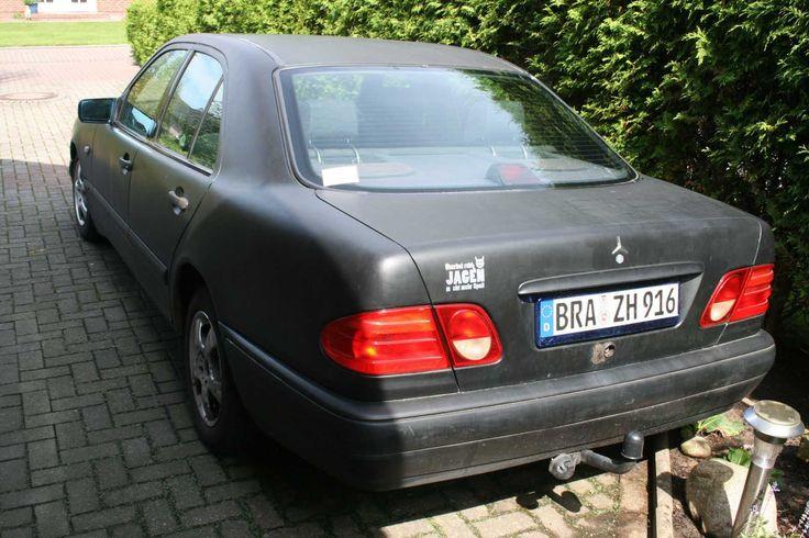 Mercedes E200 Bastlerfahrzeug   Check more at https://0nlineshop.de/mercedes-e200-bastlerfahrzeug/