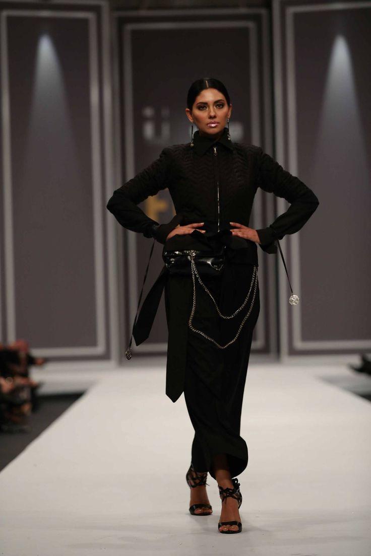 HSY Pakistan Fashion Week Winter Festive 2016