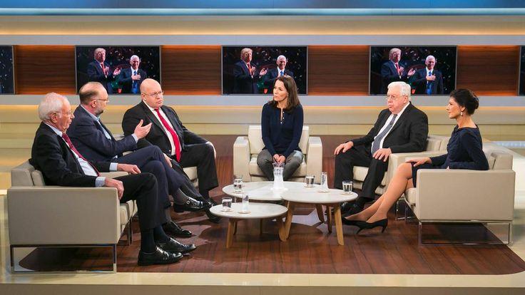 """ARD-Talkshow: Anne Will zu Trump: """"Die USA können die Weltmacht-Rolle nicht mehr leisten"""" - http://ift.tt/2kYJTlr #nachrichten"""