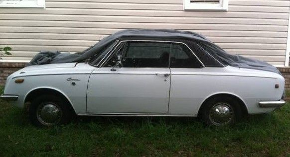 1969 Toyota Corona: Cash Is King - http://barnfinds.com/1969-toyota-corona-cash-is-king/