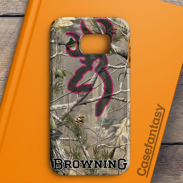 Browning Deer Camo Samsung Galaxy S6 Edge Plus Case | casefantasy