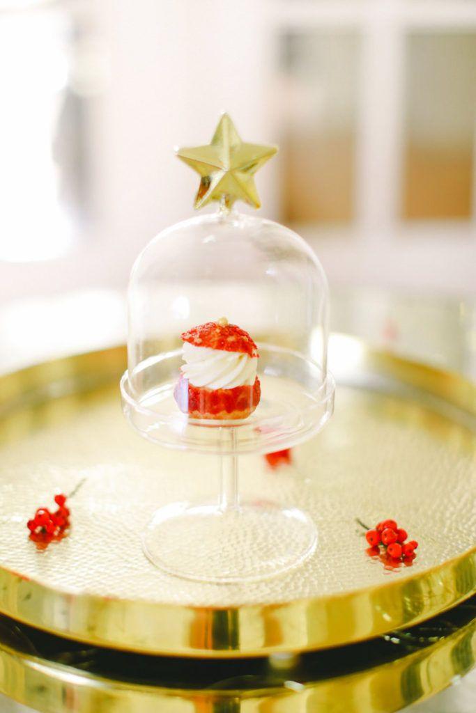 Christmas party - dessert