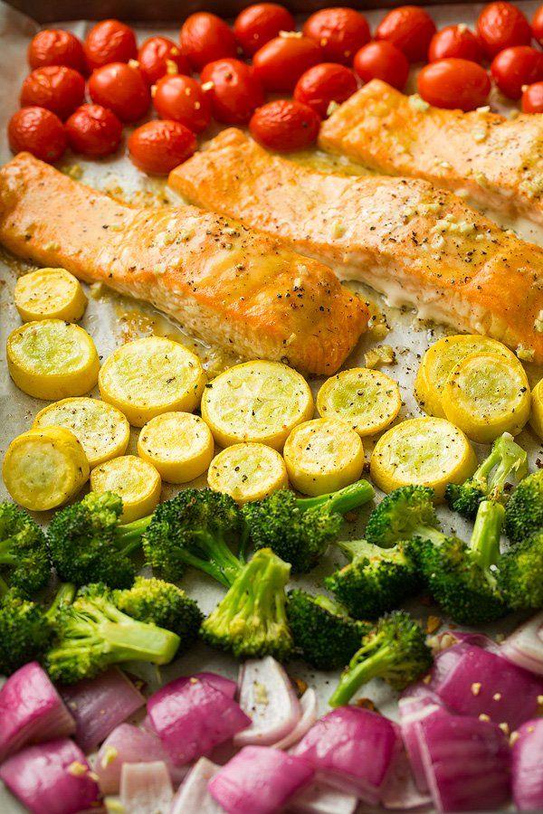 Fırında Somon Tarifi , #fırındasebzelisomon #pratikfırındasomon #somonbalığınasılpişirilir #somonmarine , Bal, hardal ve Gökkuşağı renklerinde sebzelerle çok lezzetli bir tarif. Somon balığını yaz kış marketlerde , balıkçılarda bulabilirsiniz...