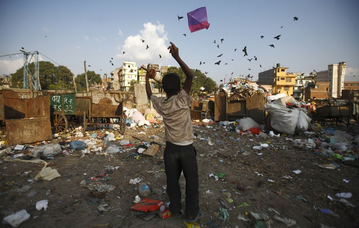 Navesh Chitrakar, Reuters/Contrasto